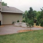 Exposed Aggregate Concrete Patio - EdenPrairie, MN