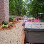 Exposed Aggregate Concrete Patio and Sidewalk - Minnetonka, MN