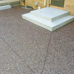 Exposed Aggregate Concrete Patio and Steps - Eden Prairie, MN