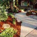 Exposed Aggregate Concrete Sidewalk - Minnetonka, MN